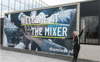 Foto's opening The Mixer